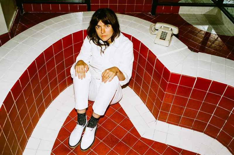 Courtney Barnett, by Pooneh Ghana