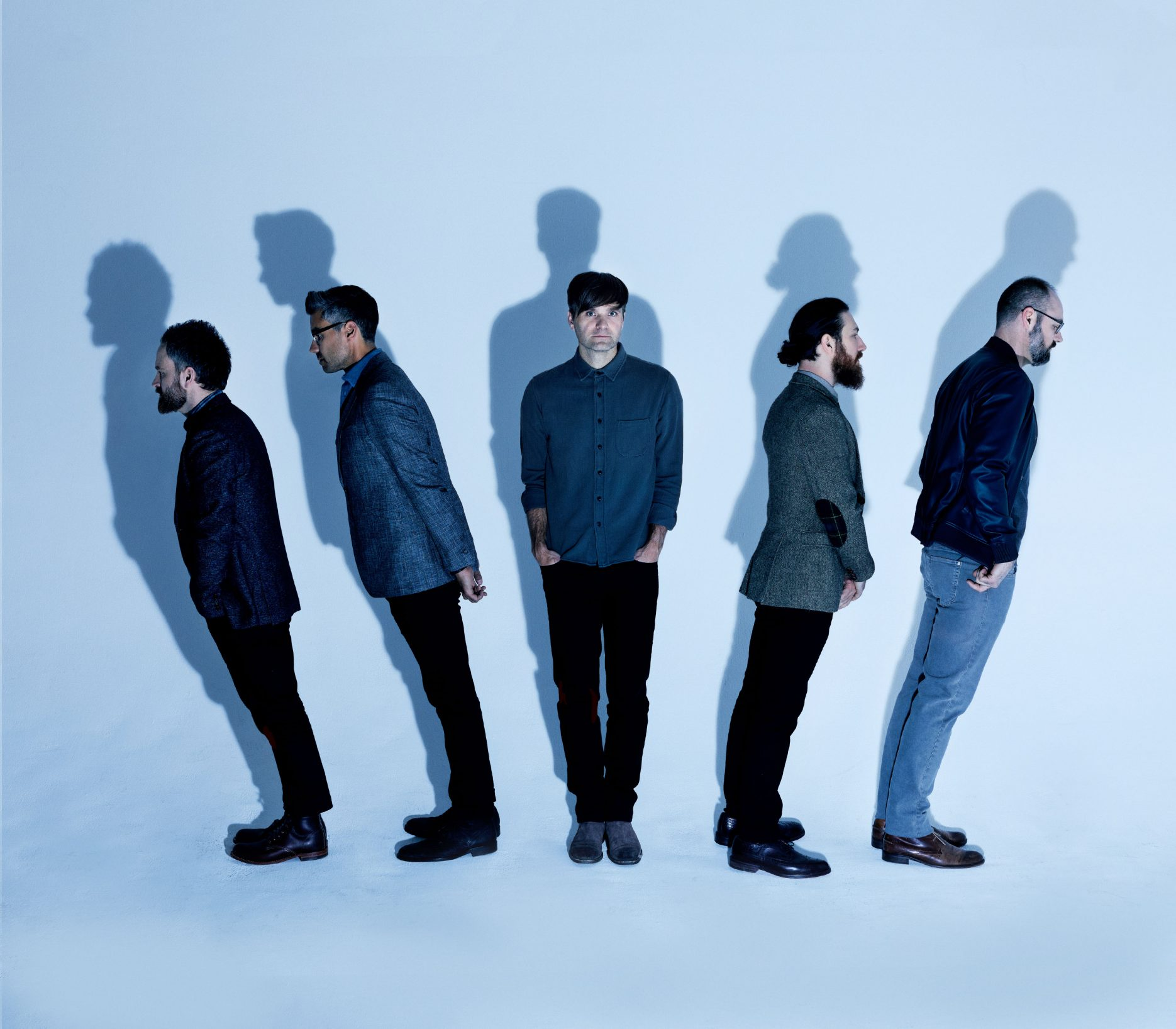 Death Cab for Cutie, by Eliot Lee Hazel